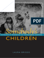 Somebody's Children by Laura Briggs