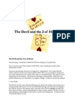 The Devil and the Two of Hearts (New)