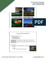 4. Flexural Members