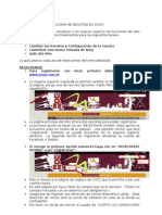 How to Register Vozz and Submit Blog Ed Spanish
