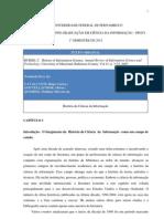 BURKE, C. History of Information Science (Tradução)