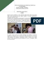 """Relazione delle attività dell'U. A.  """"I Semi"""" - Classe 1° primaria - a.s. 2007/08"""
