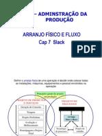 AULA ARRANJO FÍSICO SLACK
