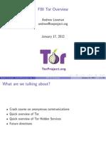 2012 01 17 FBI Presentation