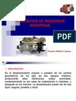 ALINEACIÓN DE MAQUINAS ROTATIVAS 002