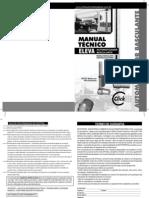 Manual Tecnico Portao