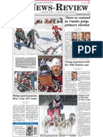 Vilas County News-Review, Feb. 15, 2012 - SECTION B