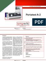 Testador de oleos Portatest a-2 PT