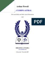 Arthur Powell - El Cuerpo Astral