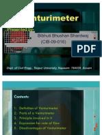 Venturimeter Presentation