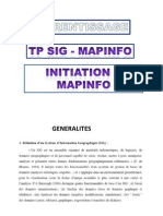 Pratique_Initiation à MapInfo