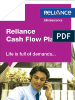 Reliance Cash Flow