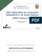 ENDES2010-PPTPLANIFICACIONFAMLIAR