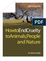 How to End Cruelty