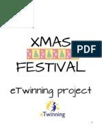 Xmas Festival Project eBook