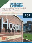 CSS Report -- Incentivizing Patient Financial Assistance