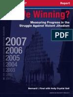 Are We Winning 2007