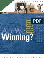 Are We Winning? 2009