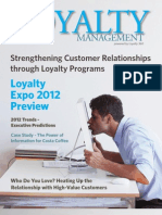 Loyalty Management 1st Quarter 2012 Issue