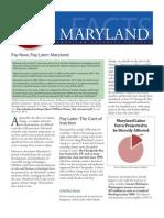 PNPL 2011 Maryland