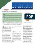 PNPL 2011 North Carolina