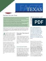 PNPL 2011 Texas