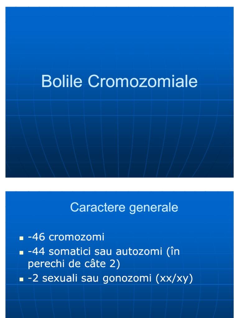 boli cromozomiale ale țesutului conjunctiv