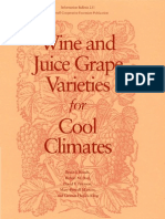 Cool Climate Grapes