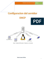Configuracion de DHCP