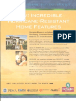Paloma Townhome Hurricane Features