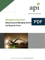 Measuring and Managing Performance Raf