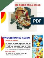 Efectos Del Ruido en La Salud - Argentina