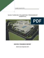 Turkish Palestine Friendship Hospital