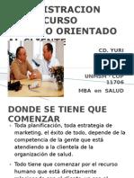 Admin is Trac Ion Del Recurso Humano Orientado Al Cliente-coa