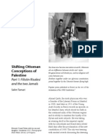 47- Shifting Ottoman Conceptions of Palestine