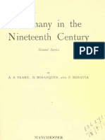 Bernard Bosanquet THE HISTORY OF PHILOSOPHY contribution to Germany in the Nineteenth Century Manchester 1912 rep 1915
