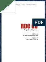 RDC60 Amostra Gratis