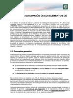 Lectura 3 - Evaluacion de Los Elementos de Control