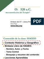 LIBRO DE HAGEO