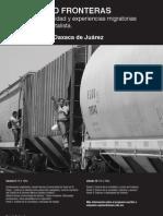 Simposio Internacional Desafiando fronteras. Control de la movilidad y experiencias migratorias en el contexto capitalista.