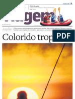 Suplemento Viagem - Jornal O Estado de S. Paulo - 20120207