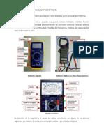 Uso del polímetro