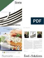 Food & Solutions - Dieta Mediterrânica