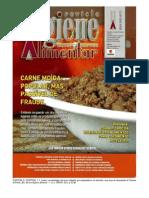 Revista Higiene Alimentar - Análise microbiológica de luvas