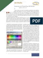 Colores Dependientes en AutoCAD