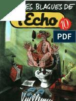 Les Sales Blagues de l'Echo - 10