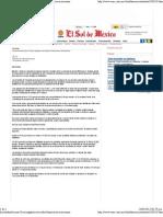 14-02-12  Incertidumbre por Grecia golpea mercados financieros mexicanos