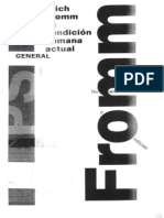 Erich Fromm, El carácter revolucionario