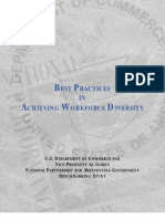 Best Practices for Achieving Workforce-Diversity