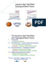 Liang Fu et al- The Quantum Spin Hall Effect and Topological Band Theory